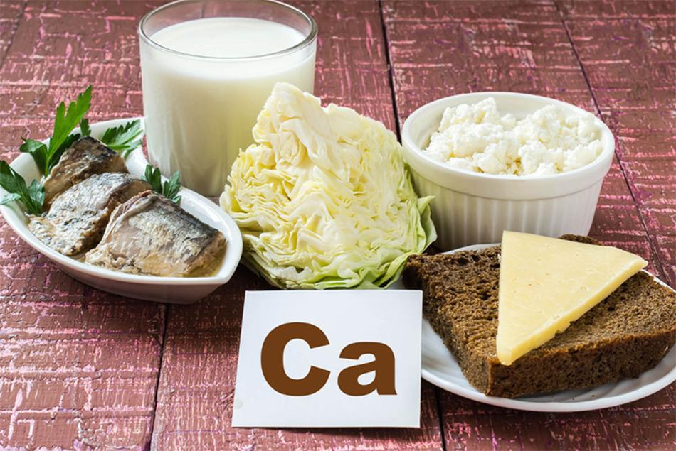 Διατροφικές συστάσεις για επαρκή πρόσληψη ασβεστίου