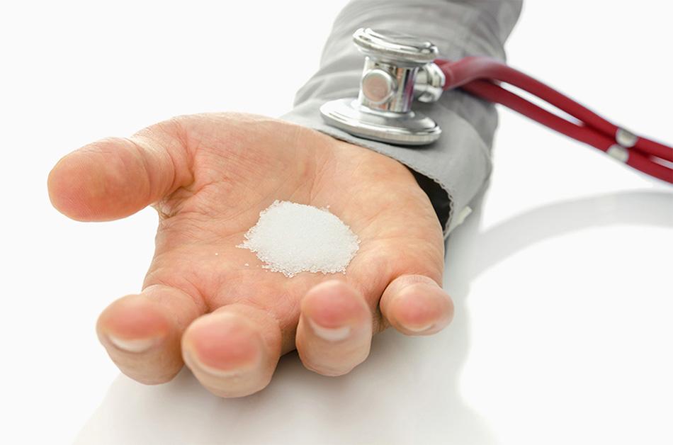 Διατροφικές συστάσεις για τον περιορισμό του νατρίου